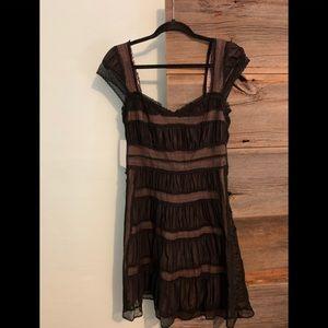 Free People Black Cocktail Dress - gorgeous!